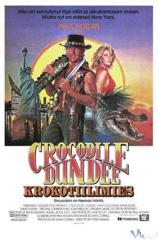 Thánh Vật Cá Sấu - Crocodile Dundee