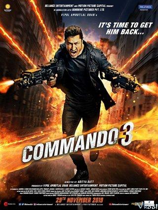 Lính Đặc Công 3 - Commando 3