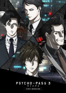 Psycho-Pass 3 First Inspector.Diễn Viên: Make It Do,Or,Die Survival Training