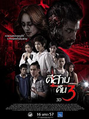 3 Giờ Sáng Phần 2 3 Am 3D Part 2.Diễn Viên: Sinjai Plengpanit,Supanart Jittaleela,Ray Macdonald