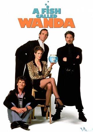 Chú Cá Mang Tên Wanda A Fish Called Wanda.Diễn Viên: Isha Koppikar,Shahrukh Khan,Arjun Rampal