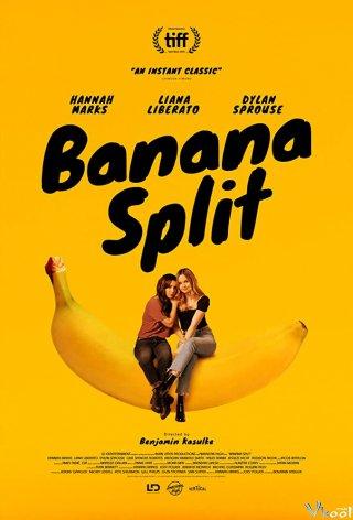 Chia Chuối - Banana Split