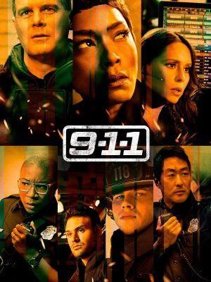 Cuộc Gọi Khẩn Cấp 911 Phần 3 9-1-1 Season 3.Diễn Viên: David Strathairn,Ryan Cartwright,Warren Christie
