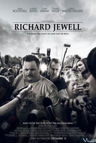 Anh Hùng Thành Tội Phạm - Richard Jewell