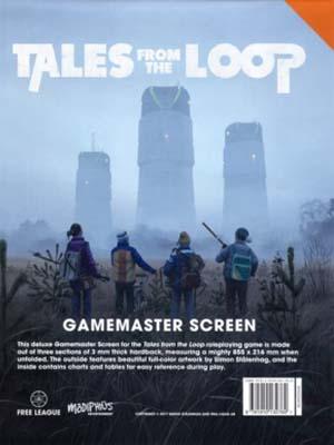 Cỗ Máy Siêu Nhiên - Tales From The Loop