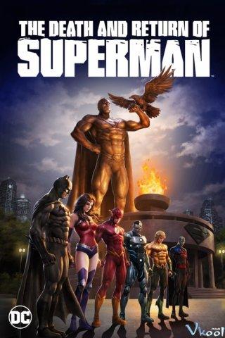 Cái Chết Và Sự Trởi Lại Của Siêu Nhân The Death And Return Of Superman.Diễn Viên: Seiran Kobayashi,Nana Mizuki,Satsumi Matsuda