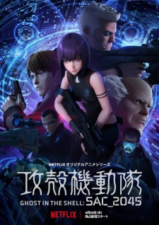 Koukaku Kidoutai: Sac_2045 Ghost In The Shell: Stand Alone Complex 2045.Diễn Viên: Do You Like Your Mom Okaasan Online