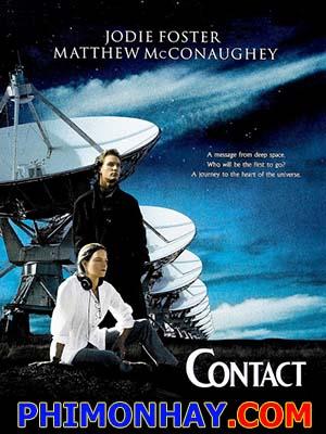 Che Giấu Sự Thật Contact.Diễn Viên: Jodie Foster,Matthew Mcconaughey,Tom Skerritt