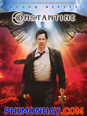 Thiên Đàn Và Địa Ngục Kẻ Cứu Rỗi Nhân Loại: Constantine.Diễn Viên: Keanu Reeves,Rachel Weisz,Djimon Hounsou