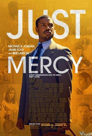Lòng Nhân Từ - Just Mercy