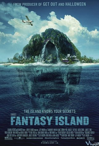 Đảo Kinh Hoàng Fantasy Island.Diễn Viên: John Baldecchi,Mario Iscovich,Laurence Mark
