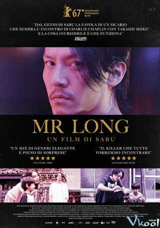 Long Sát Thủ Mr. Long.Diễn Viên: Michael J Willett,Paul Iacono,Sasha Pieterse