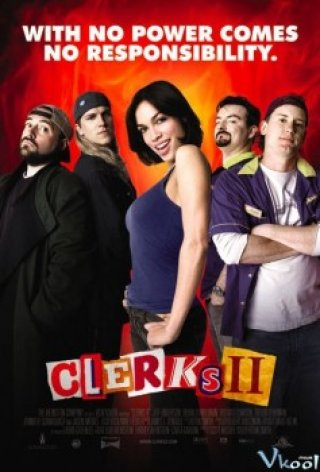 Dân Chơi Phần 2 Clerks Ii