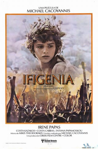 Chuyện Nàng Iphigenia Iphigenia.Diễn Viên: Phụng Tiểu Nhạc,Trương Tiệp