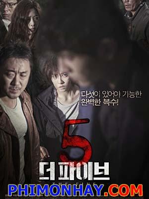 Thi Hành Công Lý The Five.Diễn Viên: Kim Sun,A,A Dong,Seok,Shin Jung,Keun
