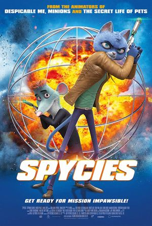 Cục Đặc Công Động Vật - Biệt Đội Thú :spycies