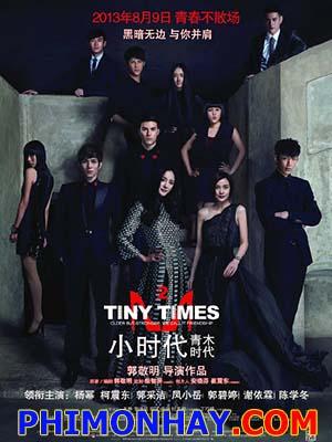 Tiểu Thời Đại 2 Tiny Times 2.Diễn Viên: Dương Mịch,Quách Thái Khiết,Kha Chấn Đông