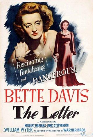 Bức Thư The Letter.Diễn Viên: Irene Dunne,Cary Grant,Randolph Scott