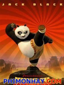 Kung Fu Gấu Trúc 1 - Kung Fu Panda 1 Thuyết Minh (2008)