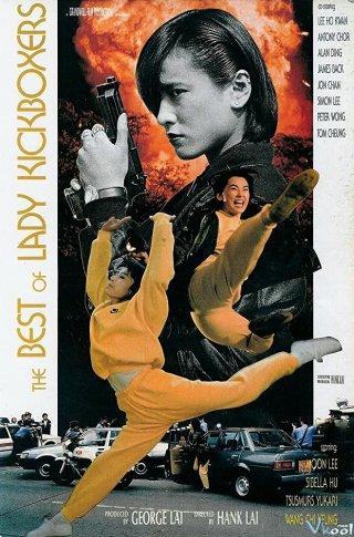 Thiên Thần Hủy Diệt - Angel Terminators Ii Chưa Sub (1992)