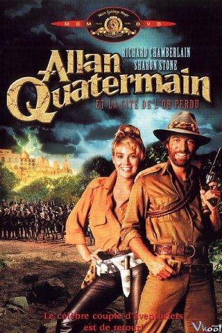 Allan Quartermain Và Thành Phố Vàng Đã Mất - Allan Quatermain And The Lost City Of Gold