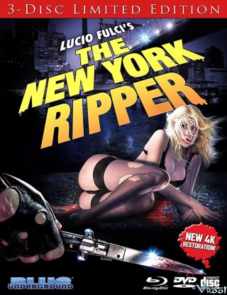 Tên Sát Nhân New York The New York Ripper