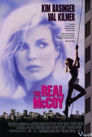 Tay Cướp Ngân Hàng - The Real Mccoy