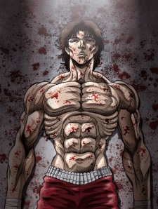 Baki 2Nd Season Baki 2 (Ss2)