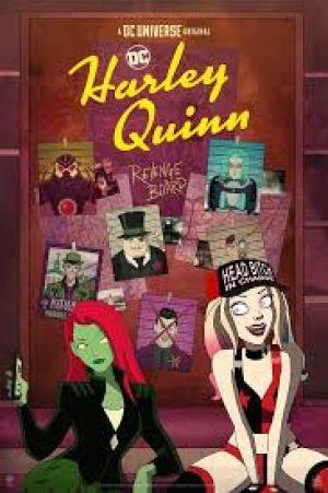 Nữ Qúai Harley Quinn 2 - Harley Quinn Season 2