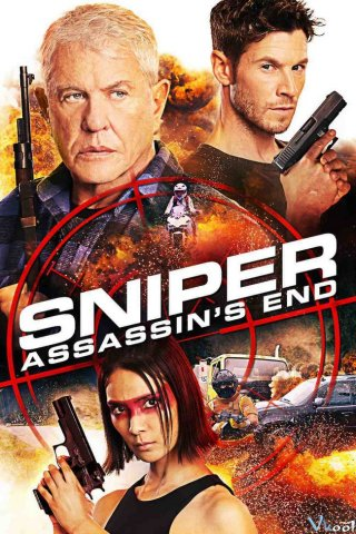 Lính Bắn Tỉa: Hồi Kết Của Sát Thủ Sniper: Assassins End.Diễn Viên: Tom Berenger,Felipe Calero,Juan Sebastián Calero