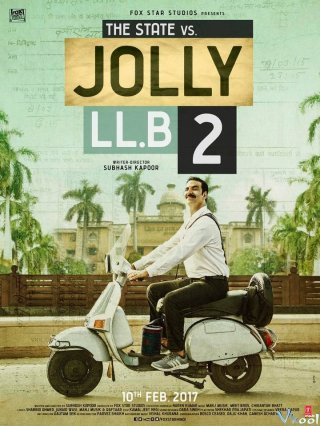 Luật Sư Jolly 2 Jolly Llb 2.Diễn Viên: Kat Graham,Terry Crews,Logan Paul,Method Man,Andrew Bachelor Del