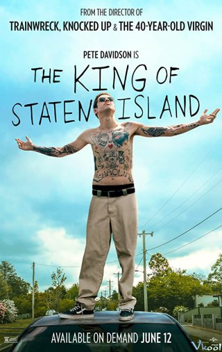 Ông Vua Đảo Staten The King Of Staten Island.Diễn Viên: Bo Butterworth,Bri Bryant,Andy Culpepper