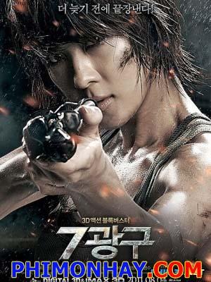 Quái Vật Biển Sector 7.Diễn Viên: Ha Ji Won,Oh Ji Ho,Ahn Sung Ki