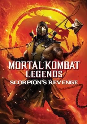 Huyền Thoại Rồng Đen: Bọ Cạp Báo Thù Mortal Kombat Legends: Scorpions Revenge.Diễn Viên: Billy Zane,Kelly Brook,Juan Pablo Di Pace