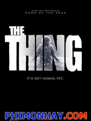 Quái Vật Kinh Dị The Thing.Diễn Viên: Mary Elizabeth Winsteadpaul
