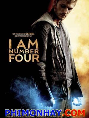 Tôi Là Số Bốn - I Am Number Four