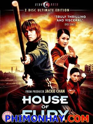 Gia Đình Tinh Võ House Of Fury.Diễn Viên: Anthony Wong Chau,Sang,Gillian Chung,Stephen Fung
