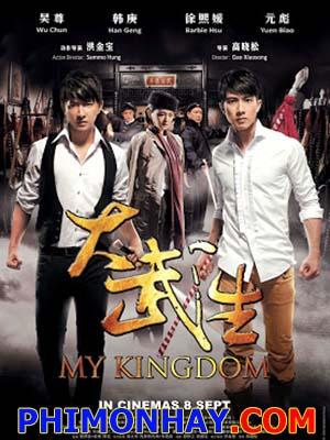 Đại Võ Sinh My Kingdom.Diễn Viên: Chun Wu,Geng Han,Barbie Hsu