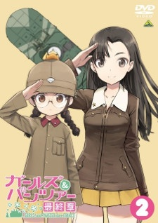 Girls & Panzer: Taiyaki War! Saishuushou Special, Girls Und Panzer Das Finale Ova.Diễn Viên: Make It Do,Or,Die Survival Training