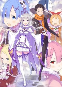 Re:zero Starting Break Time From Zero Re:zero Kara Hajimeru Kyuukei Jikan 2