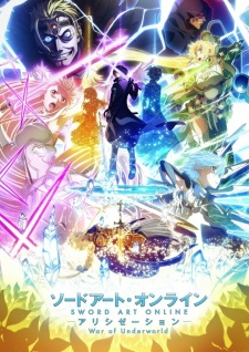 Sao Alicization War Of Underworld Part 2 Sword Art Online: Alicization 3Rd Season.Diễn Viên: Stellar War Part 2