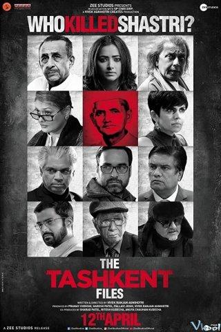 Bản Danh Sách Chết The Tashkent Files