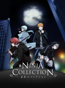 Ninja Collection 忍者コレクション.Diễn Viên: When The Cicadas Cry,The Moment The Cicadas Cry