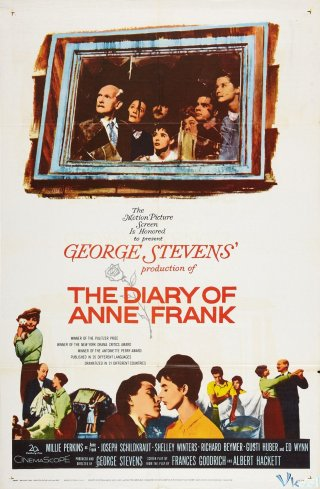 Nhật Ký Của Anne Frank The Diary Of Anne Frank.Diễn Viên: Terence Hill,Horst Frank,George Eastman