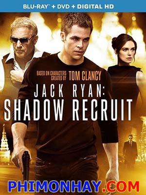 Đặc Vụ Bóng Đêm Jack Ryan: Shadow Recruit.Diễn Viên: Kevin Costner,Keira Knightley,Chris Pine