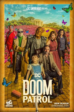 Siêu Anh Hùng Lầy Lội 2 Doom Patrol Season 2