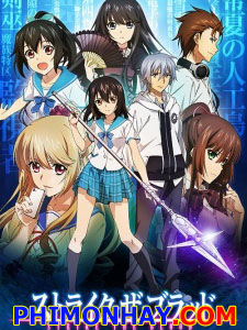 Strike The Blood Dòng Máu Ma Cà Rồng.Diễn Viên: Hugh Dancy,Mads Mikkelsen And Laurence Fishburne,Caroline Dhavernas,Hettienne Park