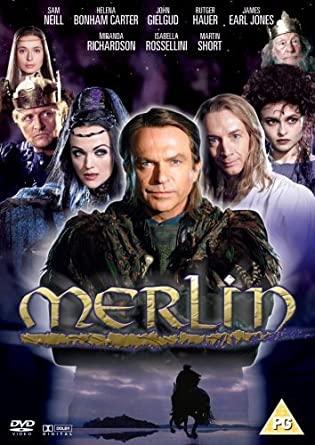 Truyền Thuyết Về Vua Arthur Merlin.Diễn Viên: Old School Intern