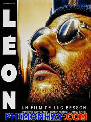 Leon Sát Thủ Chuyên Nghiệp The Professional.Diễn Viên: Jean Reno,Gary Oldman,Natalie Portman