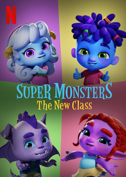 Hội Quái Siêu Cấp: Lớp Học Mới Super Monsters: The New Class.Diễn Viên: One Year After The Battle